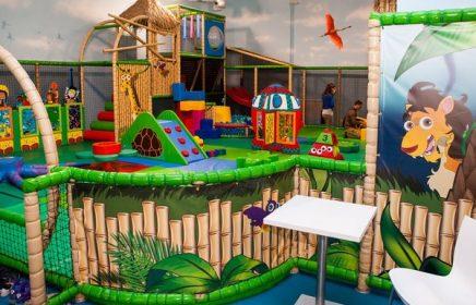 «Веселые Джунгли» в Красногорске — парк активного отдыха и приключений