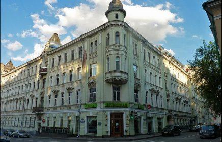Бесплатная экскурсия «Переулками Казенной слободы» от компании «Твоя Москва»