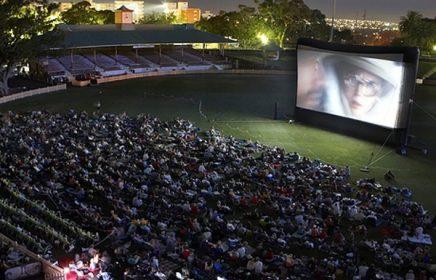 Кинотеатры под открытым небом в парках Москвы