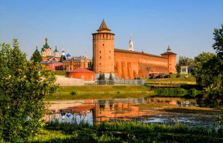 Экскурсия «Коломна-городок — Москвы уголок» от компании «Твоя Москва»