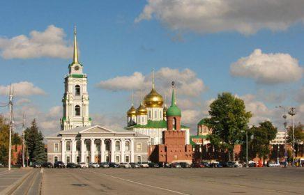 Онлайн-экскурсия: Вдоль по Киевской в Туле