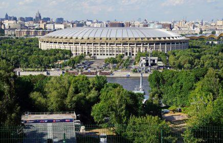 Обзорная экскурсия по Москве с посещением канатной дороги