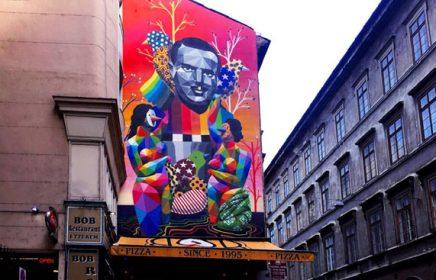 Онлайн-экскурсия «10 историй Венгрии на стенах Еврейского квартала»