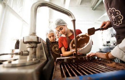 Экскурсия-мастер-класс «Рождение шоколада» на шоколадной мануфактуре FreshCacao