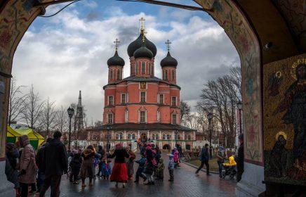 Экскурсия «Донской монастырь с посещением некрополя»