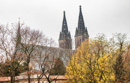Онлайн-экскурсия: Вышеград — романтика круглый год в Праге