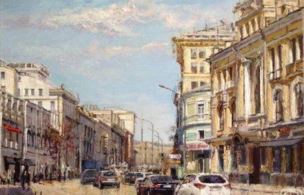 Онлайн-экскурсия по Неглинной улице в Москве