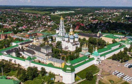 Экскурсия в Сергиев Посад и Троице-Сергиеву Лавру