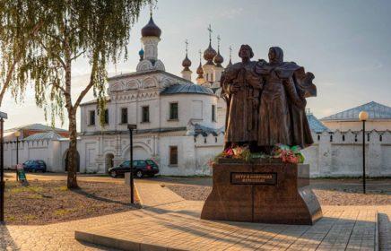 Экскурсия «Благословенные земли: двухдневный тур по Мурому и Дивееву»