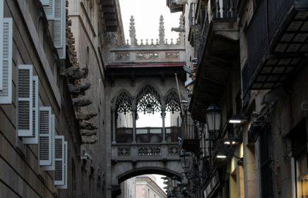 Онлайн-экскурсия «Готический квартал Барселоны и местные рецепты»