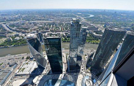 Экскурсия в Музей-Смотровую башни Империя (Москва-сити)