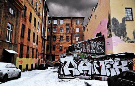 Онлайн-экскурсия: Страшные истории Петербурга