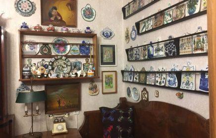 Экскурсия в гости к Мироновым по переулкам Старого Арбата