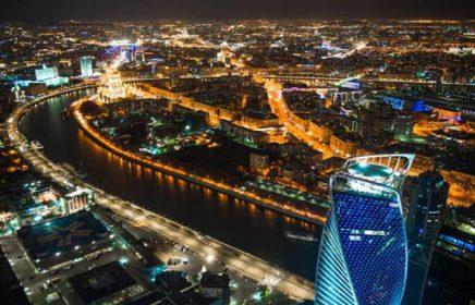 Билет на смотровую площадку башня Федерация (Москва-Сити)