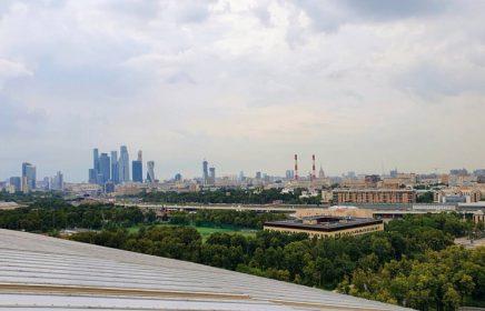 Экскурсия по стадиону Лужники с эксклюзивной прогулкой по крыше!