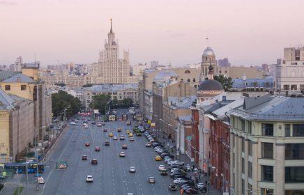 Экскурсия по историческому центру Москвы
