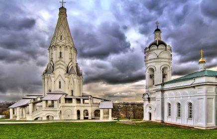 Экскурсия «Легендарное и таинственное Коломенское»