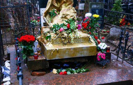 Экскурсия Ваганьковский некрополь. «Память, застывшая в камне»