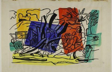 Онлайн-выставка «От Дюрера до Матисса. Пять веков европейского рисунка из собрания Пушкинского музея»
