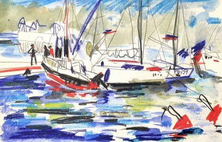 Выставка «Мечты о море»