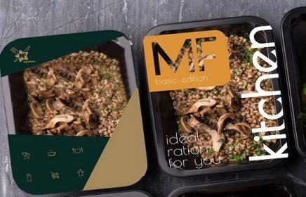 Сбалансированное питание с MF Kitchen