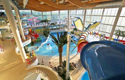 Новый аквапарк! МОРЕОН бьет рекорды по количеству водных аттракционов!