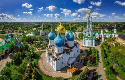 Автобусная экскурсия «Из Москвы в Сергиев Посад» от компании «Московские переулки»