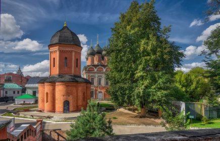 Экскурсия на колокольню Высоко-Петровского монастыря от компании «Московские переулки» от компании «Московские переулки»