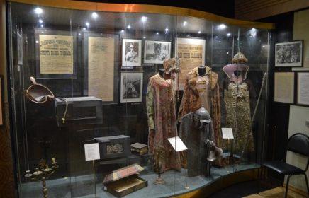 Выставка «История Московского художественного театра с 1897 до 1943 года» в музее МХАТ
