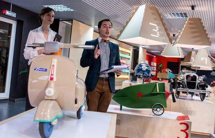 Музей Автомобильных Историй — познавательно и интерактивно для детей, незабываемо — для взрослых