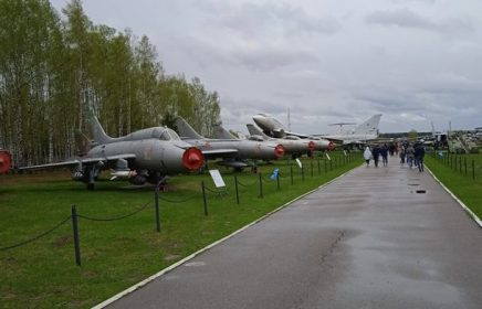 День открытых дверей в Музее ВВС
