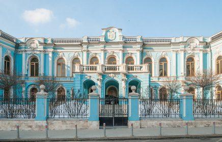 Бесплатная пешеходная экскурсия «Мясницкая парадная и непарадная» от компании «Азбука Москвы»