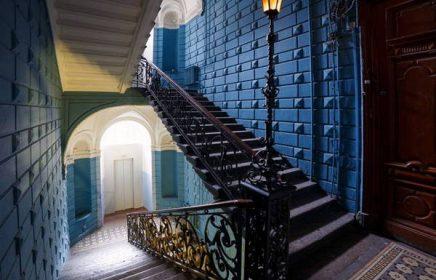 Онлайн-экскурсия: «Самые необычные квартиры Петербурга»