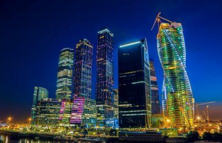 Автобусная экскурсия «Огни ночной Москвы» от компании «Незабываемая Москва»