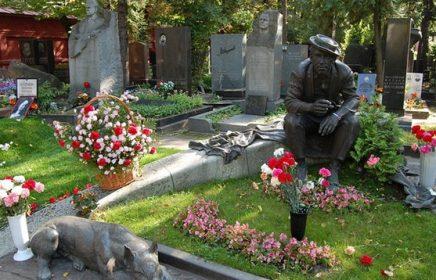 Тайны Девичьего поля с экскурсией по Новодевичьему кладбищу