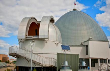 Обсерватория Московского планетария