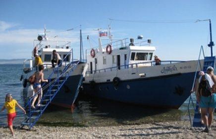Экскурсии по Байкалу – «Святые источники, остров Огой»