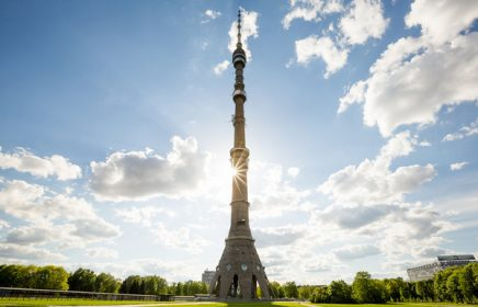 Экскурсия на смотровую площадку Останкинской башни
