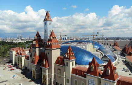 Московский Диснейлэнд — «Остров Мечты»