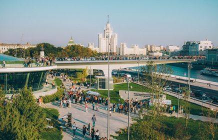 Пешеходная экскурсия «От Кремля до Зарядья»