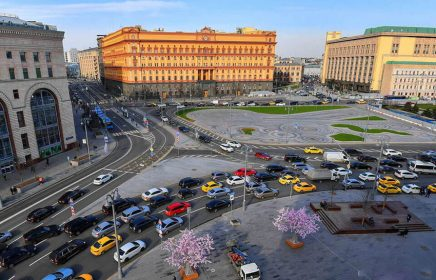 Экскурсия по историческому центру Москвы «Ожерелье московских площадей»