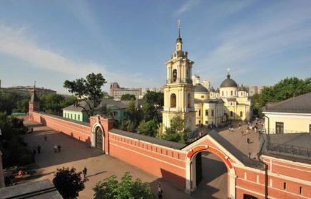 Покровский монастырь Матроны Московской на Таганке
