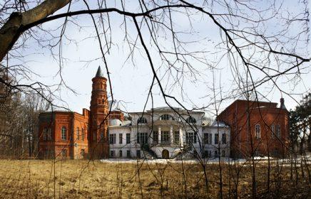Парк и усадьба Покровское-Стрешнево-Глебово