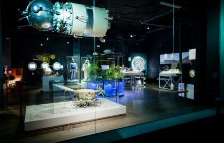 «Россия делает сама»: экспозиция Политехнического музея на ВДНХ