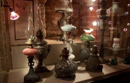 Постоянная экспозиция в музее «Огни Москвы»