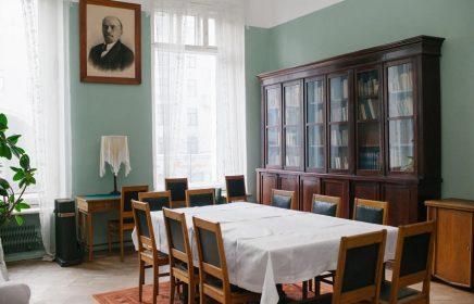 Постоянная экспозиция музея Николая Островского
