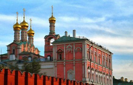 Потешный дворец Московского Кремля