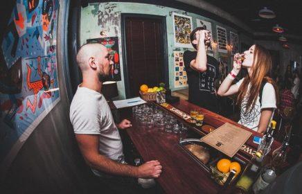 Dewar's Powerhouse — клуб, бар, ресторан и музыкальная студия