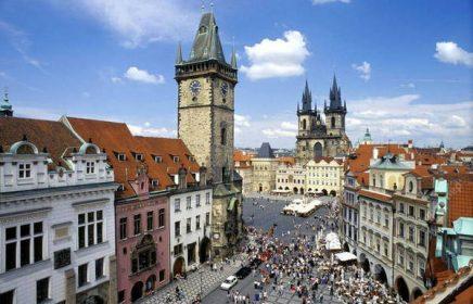Онлайн-экскурсия «Секреты старой Праги — по Староместкой площади»