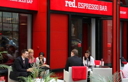 Бар Red Espresso bar